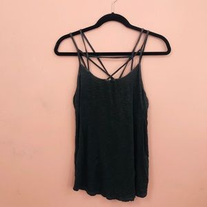 American Eagle soft and sexy strappy tank!